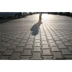 Тротуарная плитка вибропрессованная Катушка