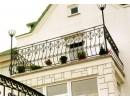 Кованые балконы и ограждения для террасы