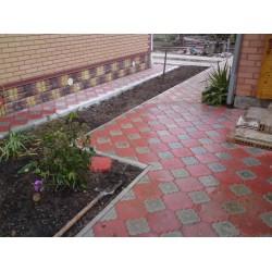 Бордюр садовый 500х210х40