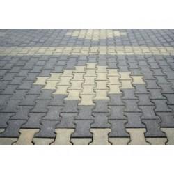 Тротуарная плитка вибролитая Катушка