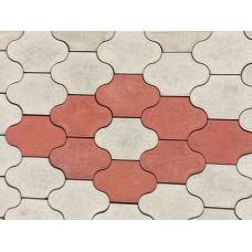 Тротуарная плитка вибролитая Маг