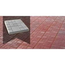 Тротуарная плитка вибролитая Сетка