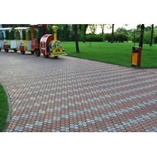 Тротуарная плитка вибролитая Соты