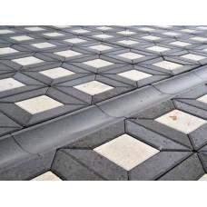 Водосток для тротуарной плитки вибролитой