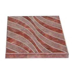 Тротуарная плитка вибролитая Волна (узор)